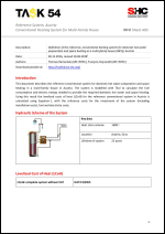 INFO Sheet A03: Reference System, Austria Conventional heating system for multi-family house
