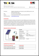 INFO Sheet A06: Reference System, Austria Solar domestic hot water system for multi-family house