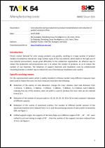 INFO Sheet B04: Manufacturing Costs - <b>NEW</b>